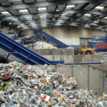 A Photo Of Recycling Services In Ashland, MA - B-P Trucking Inc