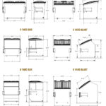 Specifications of Front Load Containers