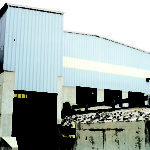 B-P Trucking, Inc. waste removal service transfer station in Ashland, MA