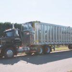 Floor Transfer Trailer at B-P Trucking Inc