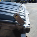 Automatic lock bar front load container by B-P Trucking Inc